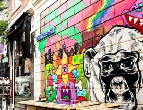 Street Art Route