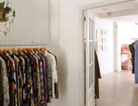 Vintage shoppen in de wijk El Carmen