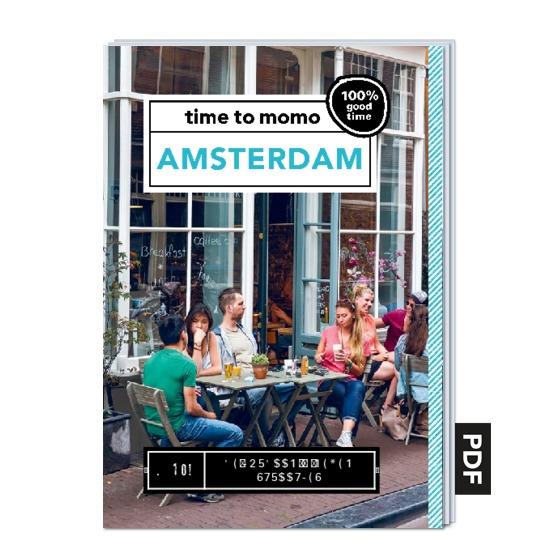De Jordaan Negen Straatjes Time To Momo