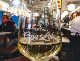 Málaga Casa Lola Tapas