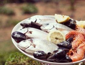 visgerechten top restaurant Napels