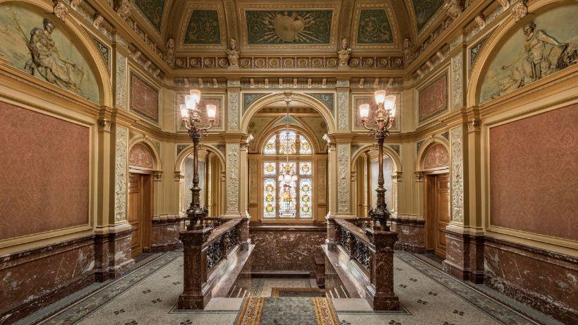3 onontdekte plekken in Den Haag verborgen plekken koninklijke wachtkamer paleistuin willibrorduskapel