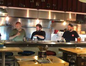 Madrid restaurant Derzu