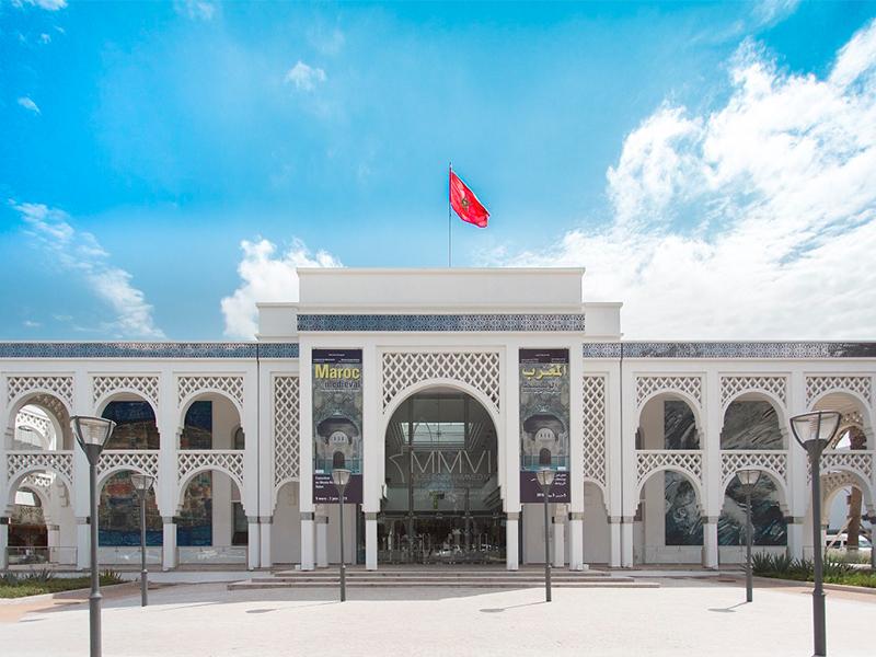 Paleis Dar El Bacha