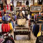 Vintage shoppen in Londen