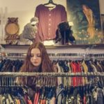 vintage shopping in Parijs