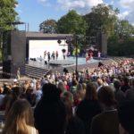 Zomerse evenementen in Stockholm