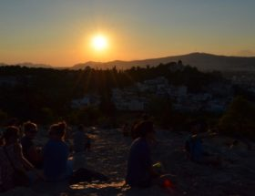 vriendengroep Athene
