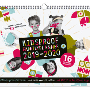 Kidsproof Familyplanner 2019 2020