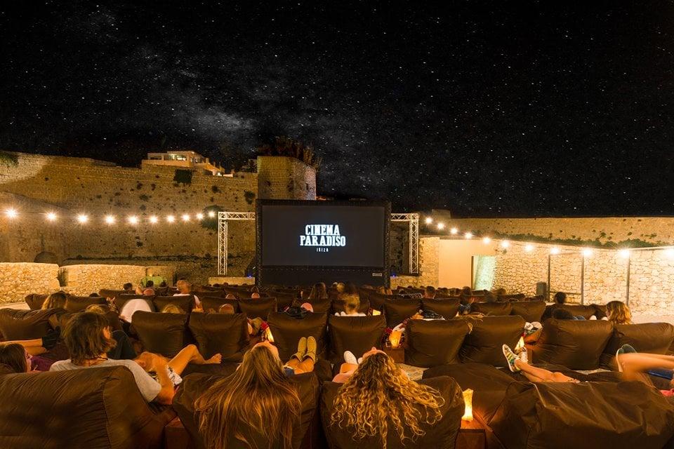 uitgaan op Ibiza: cinema paradiso