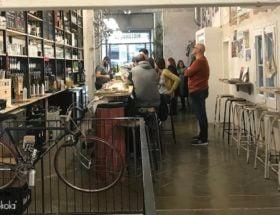 Interieur Eroica Caffe