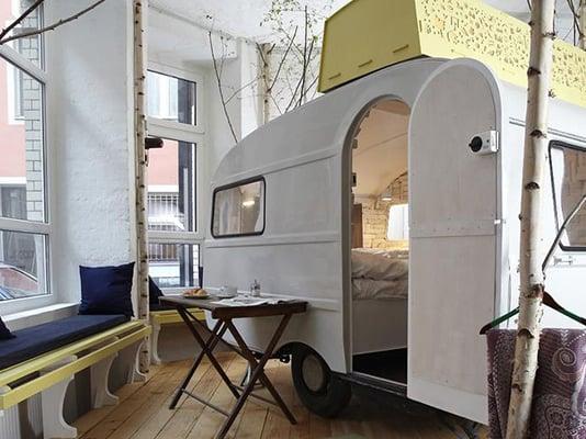 Camping Berlijn