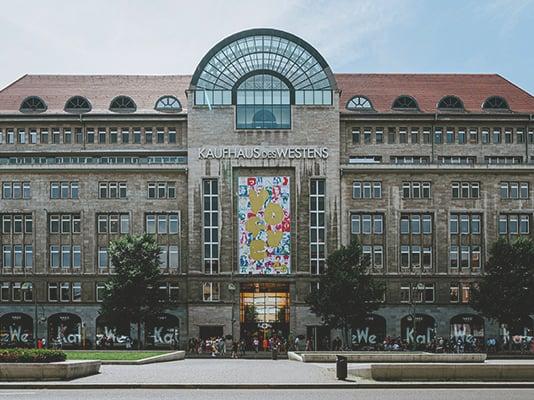 Grootste Warenhuis Berlijn