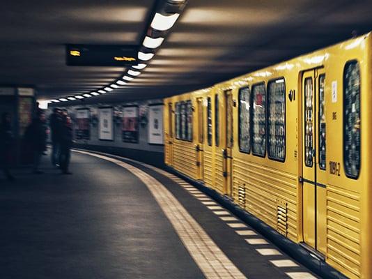 Metro Berlijn