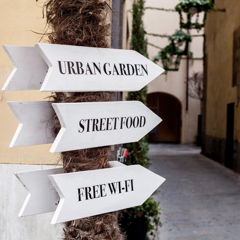 onbekende plekken in Florence voor een drankje