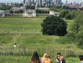 Hotspots in Greenwich