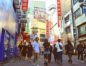 Tokyo, Karaoke voor Beginners