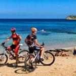 Mountainbiken op Ibiza