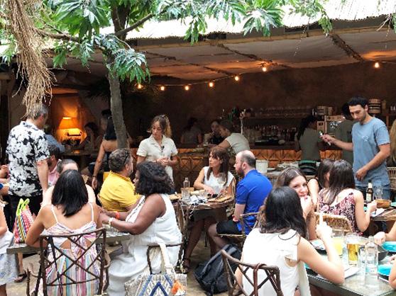 trendy restaurants in valencia