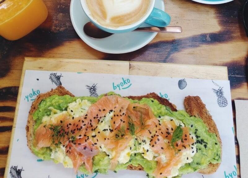 Byoko eten Malaga