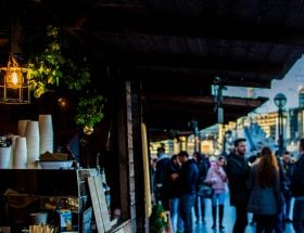 De leukste kerstmarkten in Londen