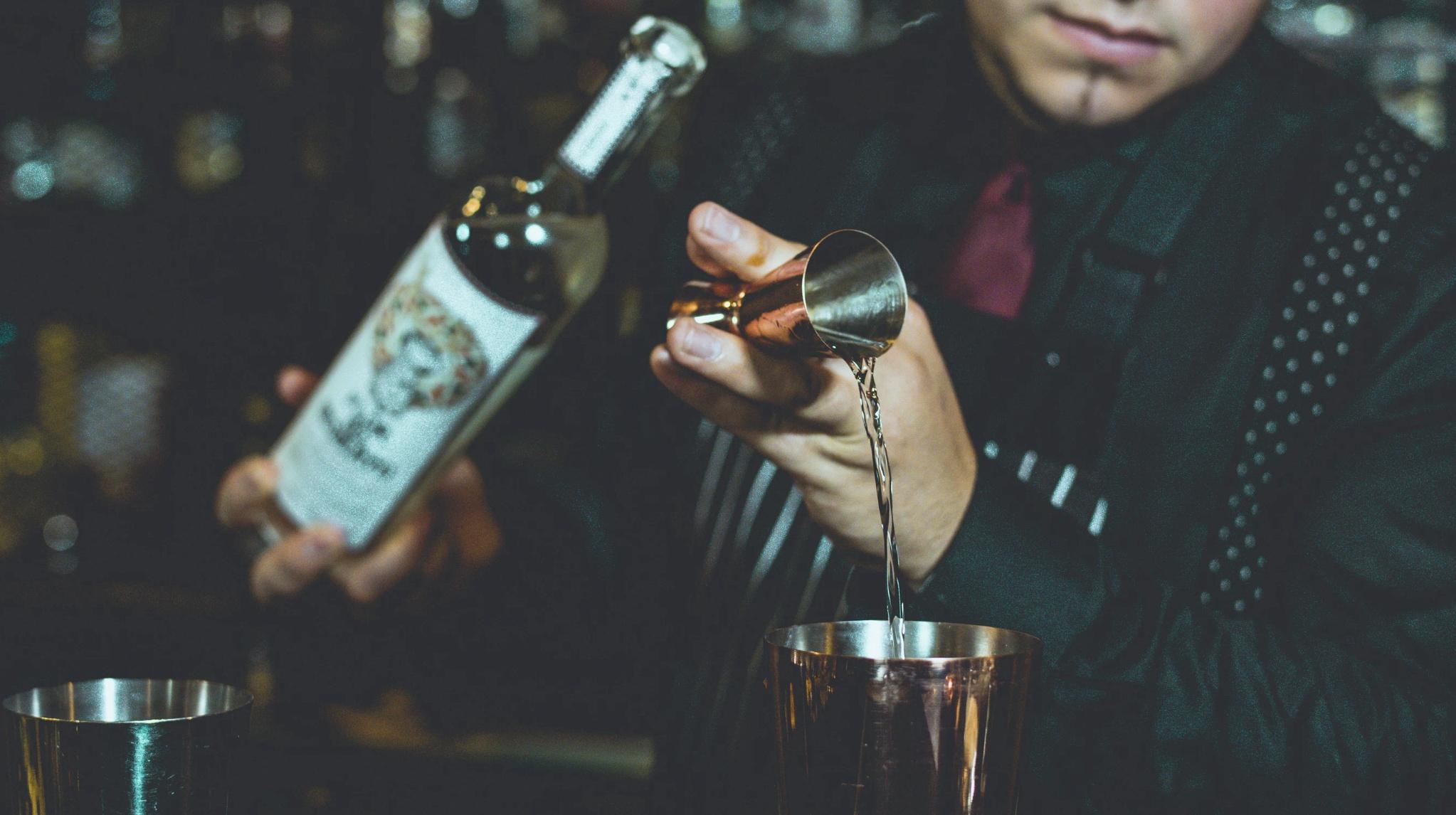 Cocktails in Krakau