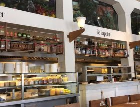 restaurant flax & kale barcelona