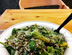 green & healthy lunchen Athene
