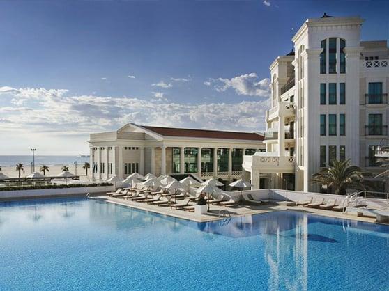 Hotel Balneario Las Arenas Valencia
