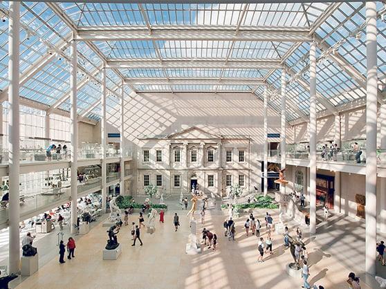 New York museum top 10: The Met