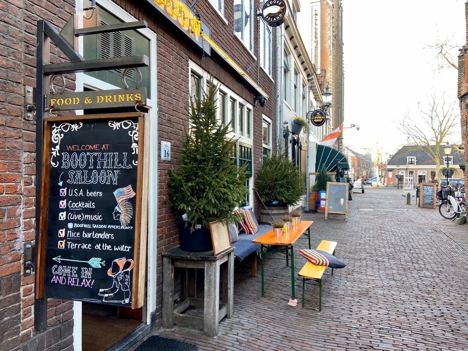 Boothill Saloon. Foto: Ingelise de Vries