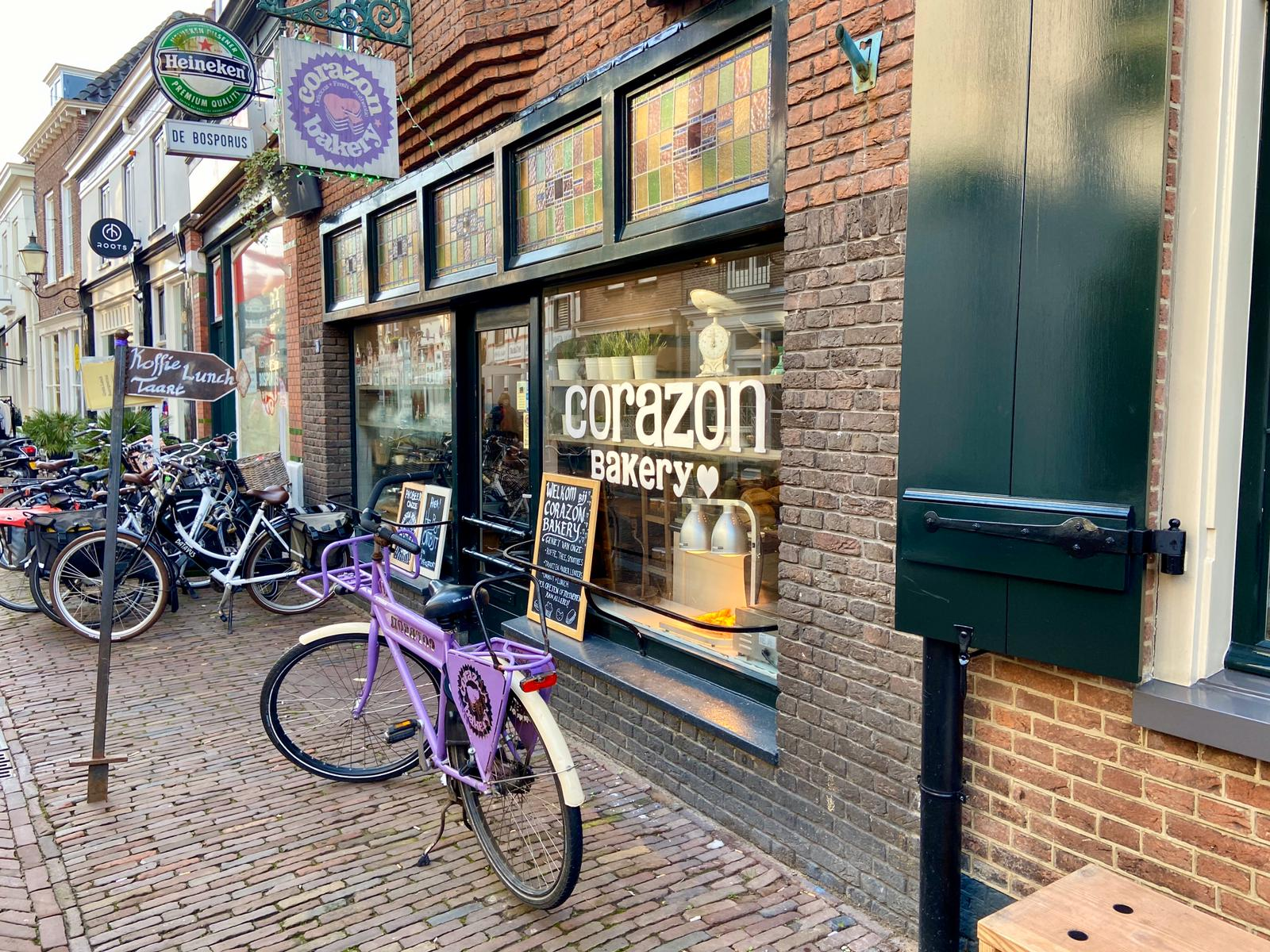 Corazon Bakery. Foto: Ingelise de Vries