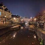 De Koppelpoort, één van mijn favoriete plekjes in de stad. Beeld: Ingelise de Vries