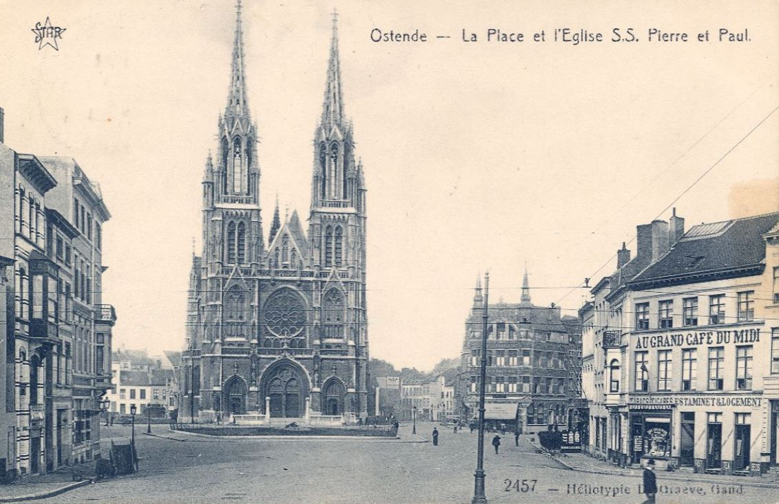 Sint-Petrus-en-Pauluskerk Oostende