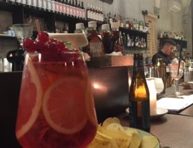 Cocktails drinken in Florence
