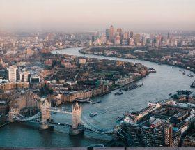 Londen en het coronavirus