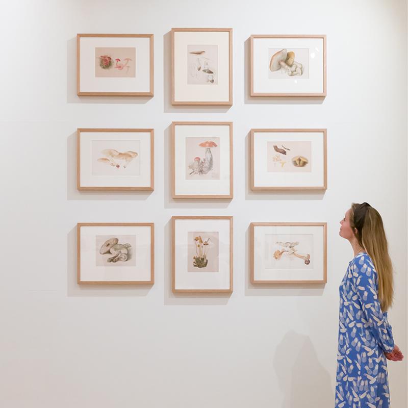 Tentoonstellingen in Londen