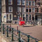 thuisbezorgd in Amsterdam