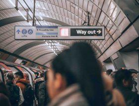vliegvelden Londen vervoer