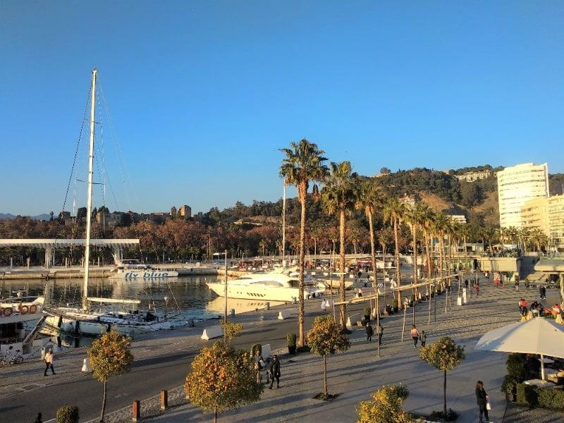 24 uur in Malaga