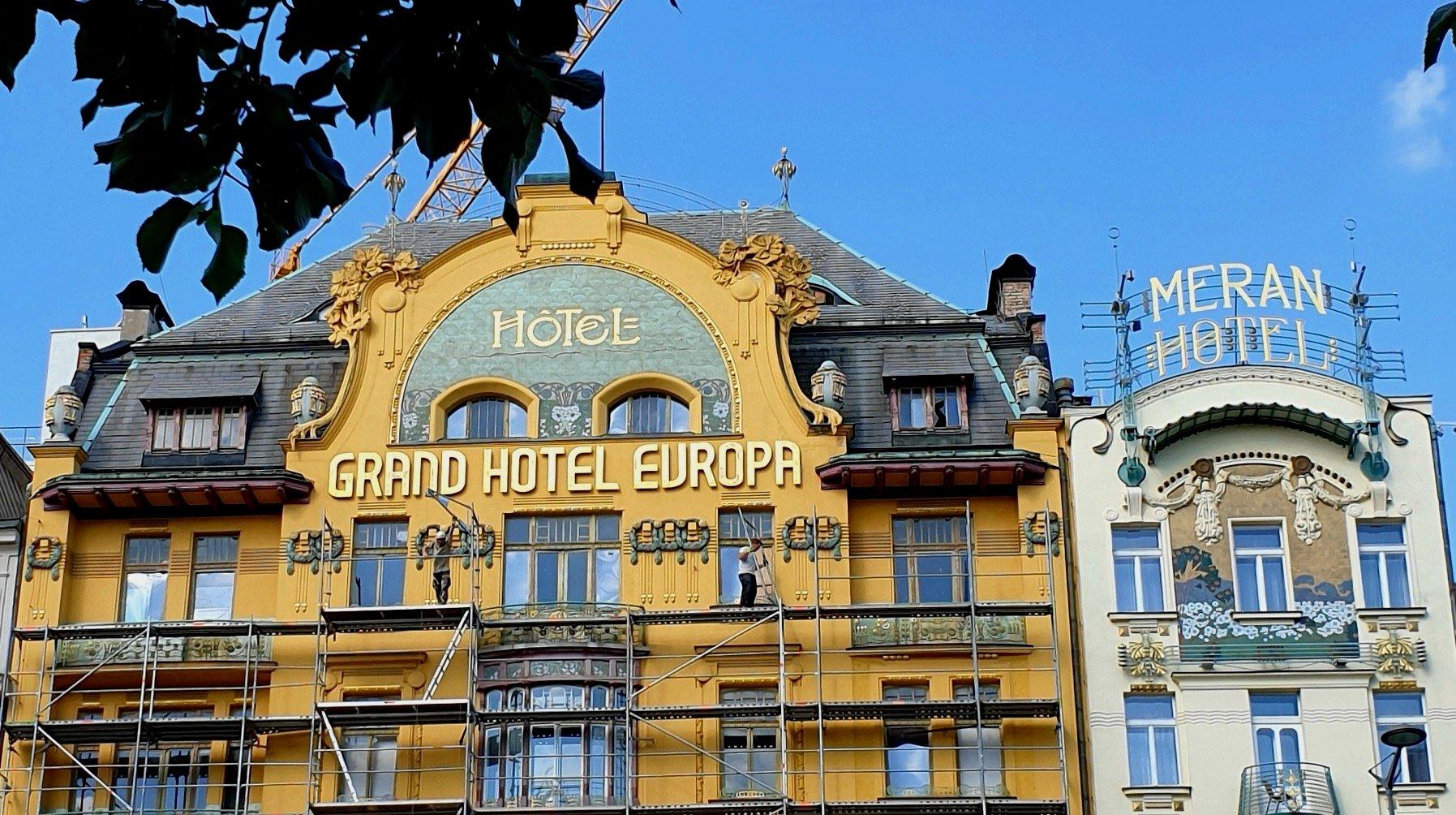 Praag Reisadvies Tsjechië citytrip Praag deze zomer