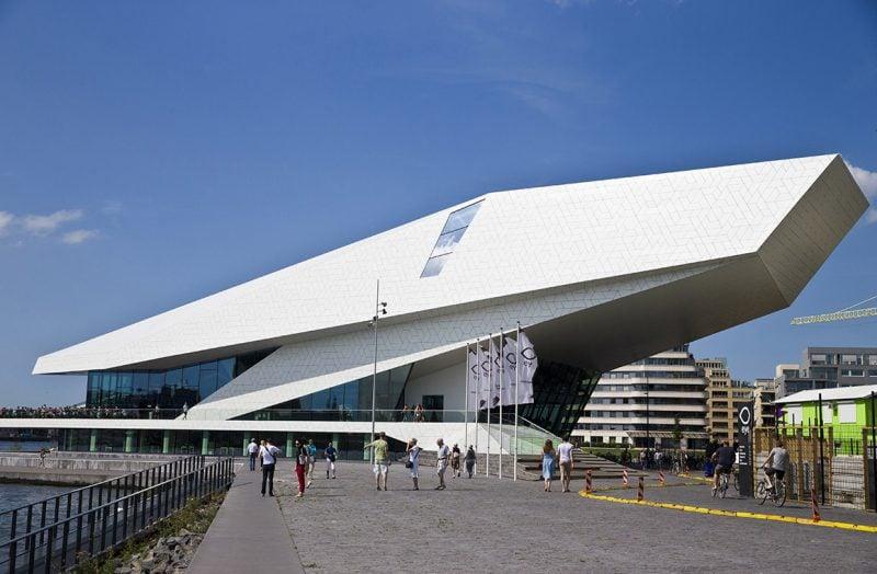 iconische gebouwen in amsterdam