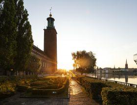 iconische gebouwen Stockholm