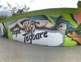 Streetart Kortrijk - © Stad Kortrijk
