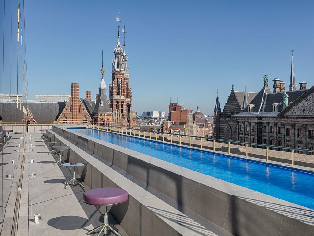 stedentrip nederland: w hotel amsterdam