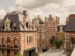 Hotel met goed restaurant August Antwerpen