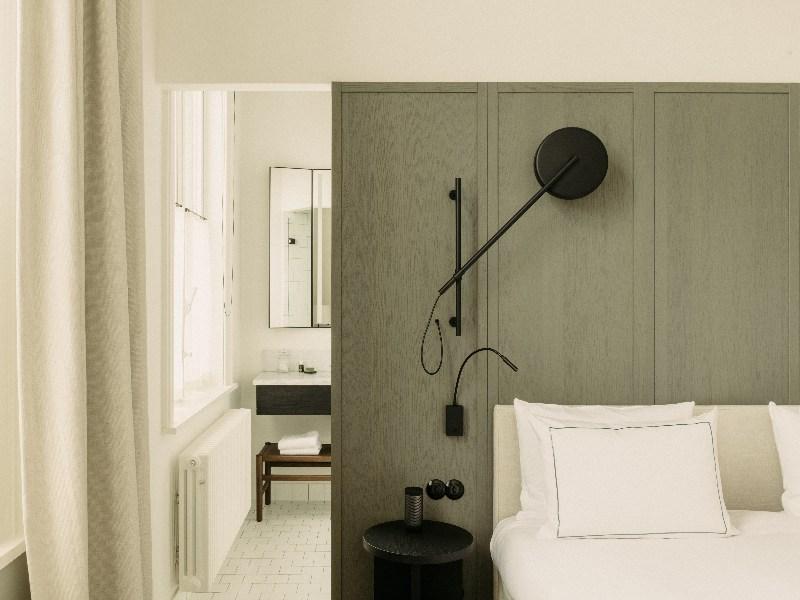Hotel met goed restaurant Antwerpen August