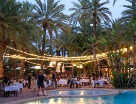 hotel met een goed restaurant Valencia