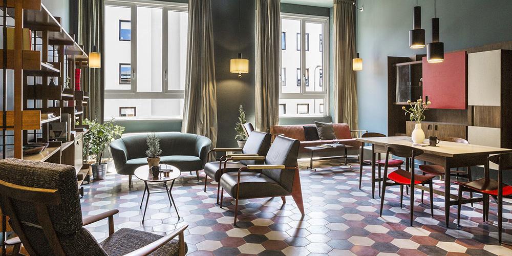 Milaan_hotel met goed restaurant in Milaan