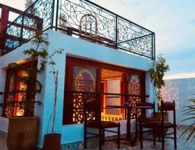 Hotspots in Marrakech